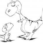 Dibujo Dinosaurios 1495029617