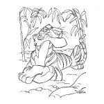 Dibujo El libro de la Selva 1494582077