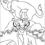 Dibujo El Rey León 1494406802