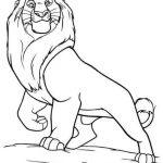 Dibujo El Rey León 1494406979