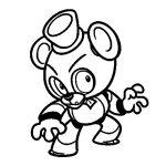 Dibujo Five Nights at Freddy 1494434627