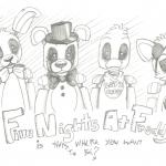 Dibujo Five Nights at Freddy 1494434654