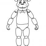 Dibujo Five Nights at Freddy 1494434815