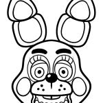 Dibujo Five Nights at Freddy 1494434828