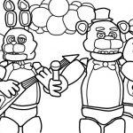 Dibujo Five Nights at Freddy 1494434843