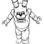 Dibujo Five Nights at Freddy 1494434899