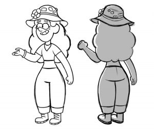 Dibujo Gravity Falls 1494433271