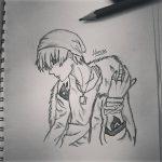 Dibujo Kaneki Ken 1494431398