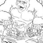 Dibujo King Kong 1494418997
