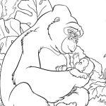 Dibujo King Kong 1494419106