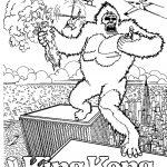 Dibujo King Kong 1494419121
