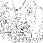 Dibujo King Kong 1494419148