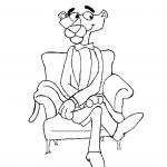 Dibujo La Pantera Rosa 1494428617