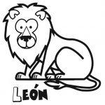 Dibujo Leones 1495091926