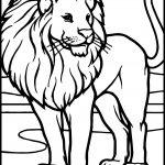 Dibujo Leones 1495091987