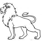 Dibujo Leones 1495092098