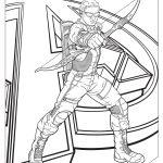 Dibujo Los Vengadores 1494368416