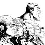 Dibujo Los Vengadores 1494368443