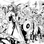 Dibujo Los Vengadores 1494368473