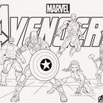 Dibujo Los Vengadores 1494368542