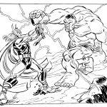 Dibujo Los Vengadores 1494368554