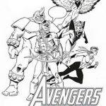Dibujo Los Vengadores 1494368566