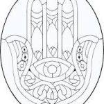 Dibujo Mano de Fátima 1494416416