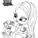 Dibujo monster high 1494340139