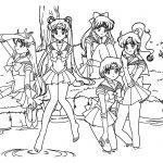 Dibujo Sailor Moon 1495331559