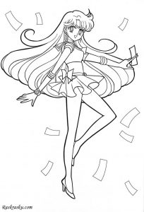 Dibujo Sailor Moon 1495331636