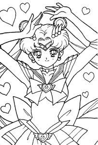 Dibujo Sailor Moon 1495331733