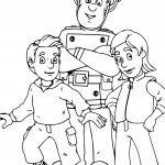 Dibujo Sam el Bombero 1494412159