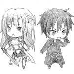 Dibujo Sword Art Online 1494427292