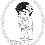 Dibujo Vaiana 1495330787