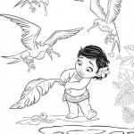 Dibujo Vaiana 1495330936