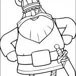 Dibujo Vicky el Vikingo 1495330688