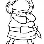 Dibujo Vicky el Vikingo 1495330871