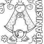 Dibujo Virgen de Guadalupe 1494433935