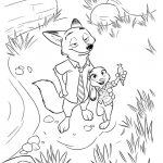 Dibujo Zootropolis 1495330688