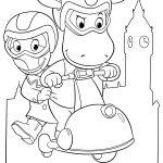 Dibujo Backyardigans 1499471482