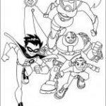 Dibujo Los jovenes titanes 1499471261