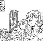 Dibujo Los jovenes titanes 1499471506