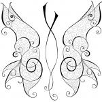 Dibujo Mariposas 1499468596
