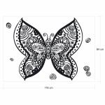 Dibujo Mariposas 1499468612