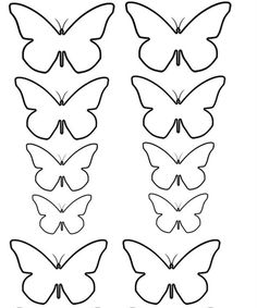 Dibujo Mariposas 1499468652