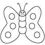 Dibujo Mariposas 1499468779