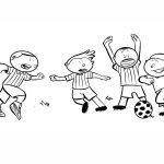 Dibujo niños jugando 1499377874