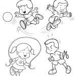 Dibujo niños jugando 1499377950