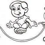 Dibujo niños jugando 1499377966