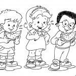Dibujo niños jugando 1499378030